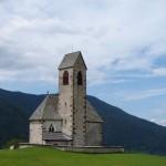 Kleine Kirche im Villnößtal