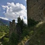Burg Obermontani: Ein Blick zurück in der Geschichte