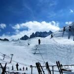 Skiparadies Dolomiten: In Südtirol wird das Skifahren zu einem echten Erlebnis.