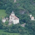 Die Trostburg unweit von Bozen.