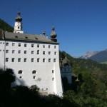 Ein Ort zum Krafttanken: Das Kloster Marienberg im Vinschgau, Südtirol.