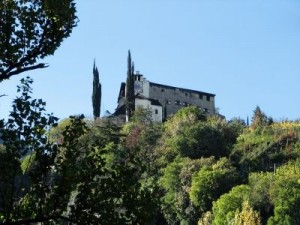 Schloss Braunsberg in Lana