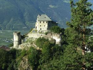 Schloss Annenberg (Latsch), Südtirol