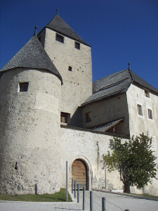 Schloss Thurn in St. Martin