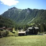 Das Ultental bei St. Gertraud in Südtirol. Urlaub umgeben von einer wunderschönen Landschaft.