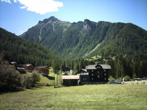 Das Ultental bei St. Gertraud