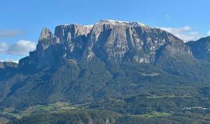 Schlern in Südtirol (Dolomiten)
