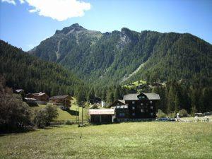 Das Ultental in Südtirol