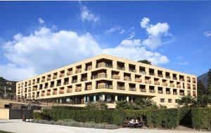 Hotel Therme in Meran