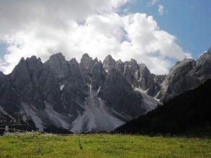 Haunold in den Südtiroler Dolomiten