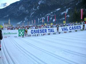 Gsieser Tal Lauf im Gsiesertal - Kronplatz