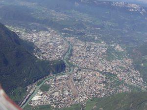 Luftbild Bolzano