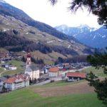 Die Gemeinde Ahrntal in Südtirol